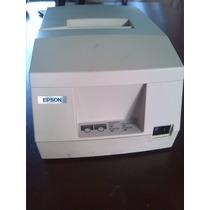 Impresora Tikeadora Epson Tmu325 Matriz De Punto Seriales
