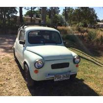 Fiat 600 S Año ´79 (fitito)