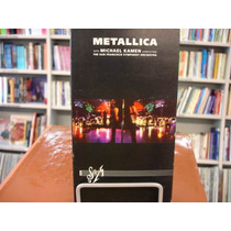Vhs -metallica Michael Kamen The San Francisco Symphony Orc.