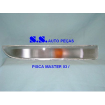 Pisca Lanterna Dianteira Seta Master 03 04 05 06 07 08 09