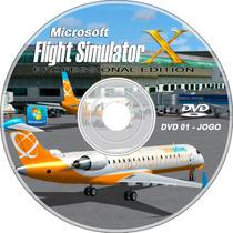 Flight Simulator X- Deluxe Edition Fsx-pc