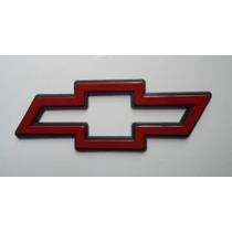 Gravata Capô Vazado Vermelho Gm Antigo Opala/caravan/diploma