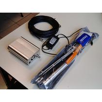 Transmisor De Fm 5w Con Antena Y Linea De 15m
