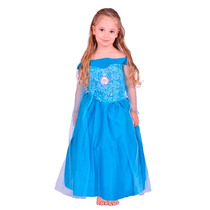Disfraz De Frozen Elsa Con Licencia Original New Toys