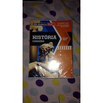 Vendo Coleção Moderna Plus História Conexões, Usado 1 Vez