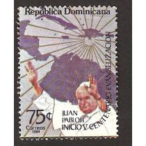 Rep. Dominicana Juan Pablo I I V Centenario Evangelización