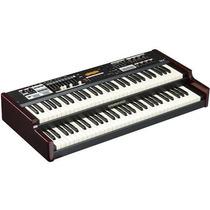 Hammond Sk2 Organo Dual Teclado 61 Teclas