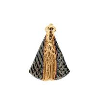 Pingente Ouro 18k - Nossa Senhora Aparecida