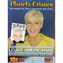 Jornal De Ofertas Lojas Americanas 01-12/10/08 * Xuxa