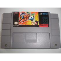 Super Bomberman 4 Snes