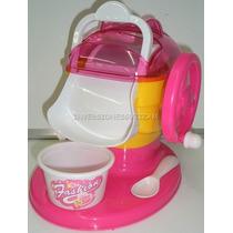 Juguete Maquina De Hacer Helados Ice Cream Maker Super Regal