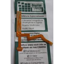 Sigma 18-200 18 200 Foco P/ Canon Flat Flex Flexível