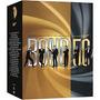 Box Dvd Coleção Completa James Bond 007 (22 Dvds) Original