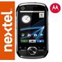 Nextel Motorola I1 Android Câm 5mp + 8gb Mem Linha Iden Novo