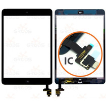 Tela Vidro Touch Ipad Mini + Home +adesivo A1432 A1454 A1455