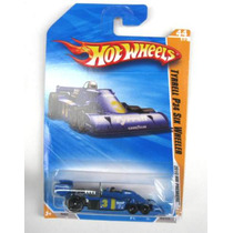 Hot Wheels 2010 - Formula 1 Tyrrell P34 Six Wheeler Lacrado