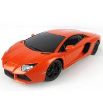 1/24 Escala Lamborghini Aventador Lp Radio Remote Car Model