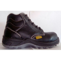 Botas De Seguridad Negras Safari Boots Safety Talla 36
