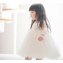 Vestido Infantil Festa Formatura Natal Ano Novo - 5 A 6 Anos