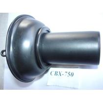 Pistonete Com Diafragma Carburador Cbx 750f Kit 4 Peça Novo