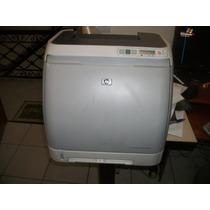 Impressora Laser Colorida Hp 2600n ( 12x Sem Juros) Usada