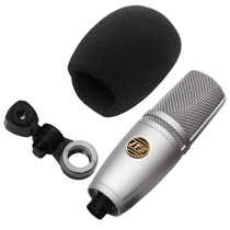 Micrófono De Condensador Para Estudio Dinámico Y Cardioide.
