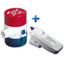 Bomba De Porão 500 Gph + Automático - Seaflo - Promoção