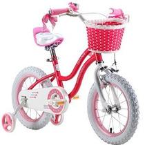 Royalbaby Stargirl Niñas Bicicleta Con Ruedas De Entrenamien