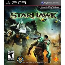 Jogo Starhawk Para Playstation 3 Ps3 Exclusivo Sony