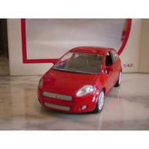 Norev Made China. Fiat Punto Escala 1.43. Novo Lacrado Caixa