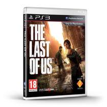 Jogo The Last Of Us Para Playstation 3 Todo Em Português Ps3