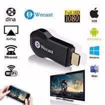 Wecast Miracast Hdmi Dongle Wifi Wireless Display