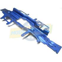 Traxxas Chassi Azul Anodizado Aluminio T6 Revo 3.3 Tra5322x