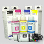 Tinta Epson L110 L200 L210 L220 L355 L555 L120, X100ml
