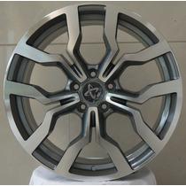 Jogo De Rodas Réplica Audi R8 Aro 19 X 8,5 - Furação 5 X 112