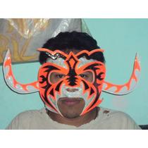 Mascara De Luchador Psicosis Nicho Semiprofesional P/adulto
