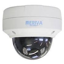 Camara Ahd Domo Meriva Mhd-302 1.3mp Wdr-blanco +c+