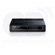 Switch 16 Portas - 10/100mbps Tl-sf1016d - 12x Sem Juros