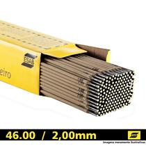 Eletrodo Aço Carbono 6013 Ok 46.00 - 2,00 Mm - Esab - 5 Kg