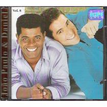 Cd Original Joao Paulo & Daniel Vol. 8