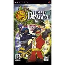 Jogo Para Psp Lacrado E Original Legend Of The Dragon
