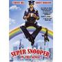 Dvd Super Snooper - Terence Hill - Dublado Original Lacrado
