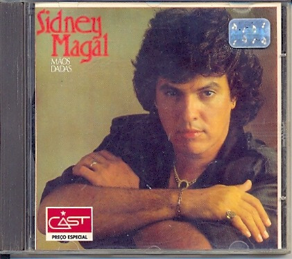cd de sidney magal para