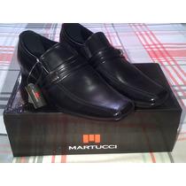 Zapatos De Caballero Martucci Originales Nuevos