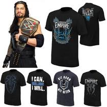 Wwe Polos Roman Reigns, Seth Rollins, Dean Ambrose, Y Mas