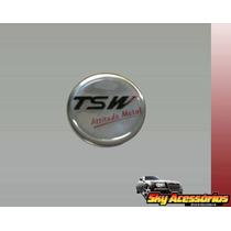 Emblema Resinado Tsw 51mm