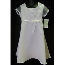 Vestido Bonnie Jean Daminha Casamento Primeira Comunhão