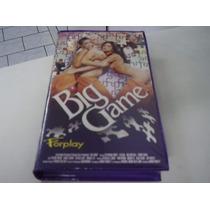 Vhs Adulto Original = Big Game = Forplay Vitorsvideo