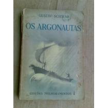 Livro - Os Argonautas - Gustav Scwab