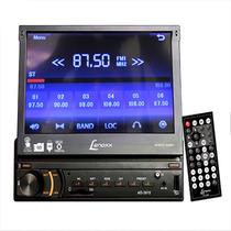 Som Automotivo Lenoxx Ad2615 Tela Retrátil 7 Touch, Mp3 + Nf